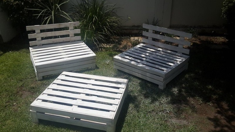 outdoor furniture made from pallets. pallet wooden adjustable outdoor furniture set made from pallets n
