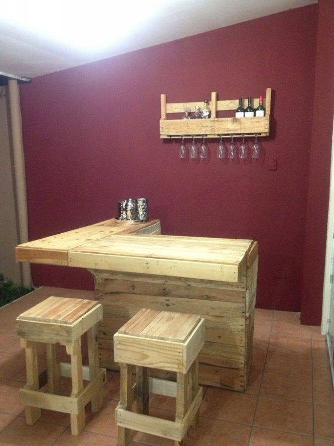 Pallet furniture ideas pallet furniture projects for Lounge furniture ideas