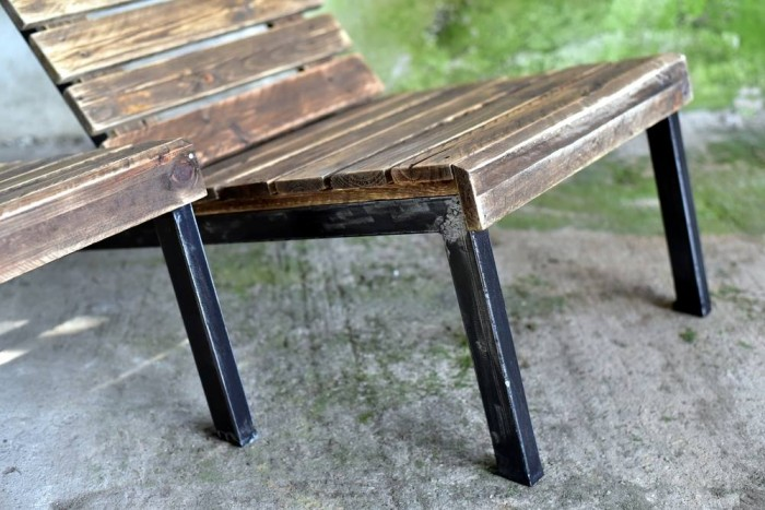 ... Pallet Wood Chairs ...