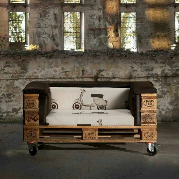Furniture Ideas By Recycling Pallets Wood Pallet Projects
