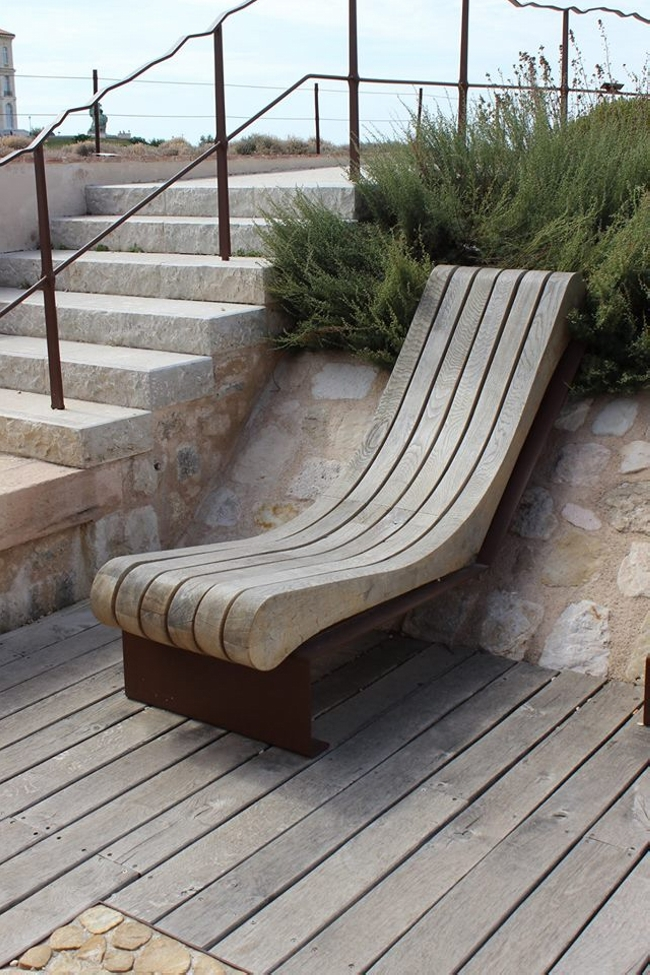 Unique Pallet Outdoor Furniture