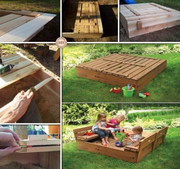 Kids Projects With Wood Pallets Pallet Furniture Projects