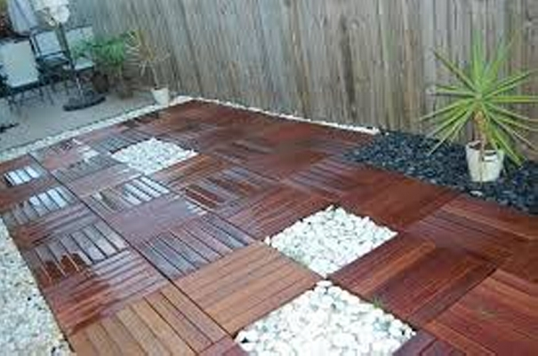 Wood Pallet Deck Plans | Pallet Furniture Projects.