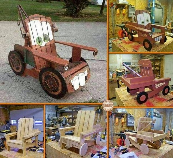 Kids Projects With Wood Pallets Pallet Furniture