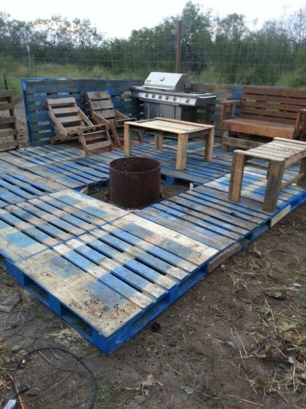 wood pallet deck plans pallet furniture projects