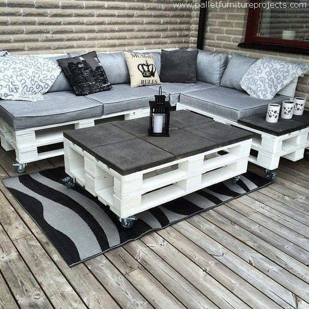 Wooden Pallet Recycled Plans Pallet Furniture Projects