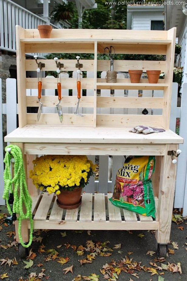 Tremendous Wooden Pallet Ideas Pallet Furniture Projects