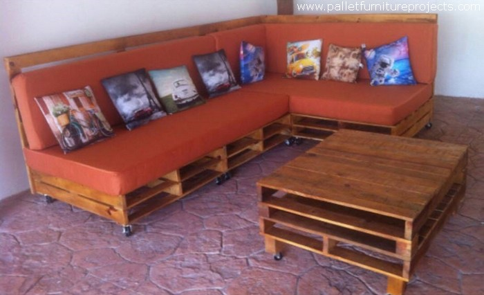 pallet furniture projects. Recyclced Pallet Furniture Projects