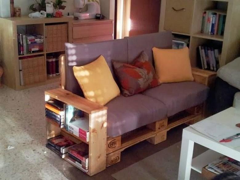pallet couch idea