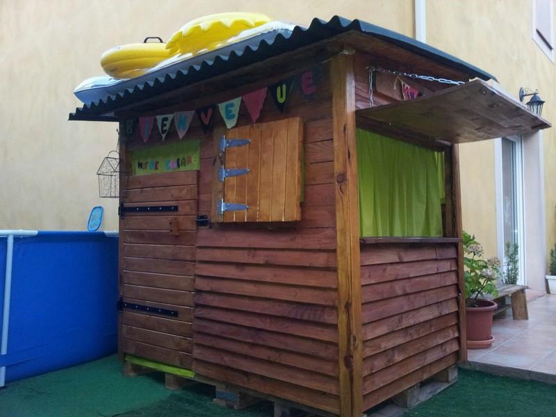 hut for kids