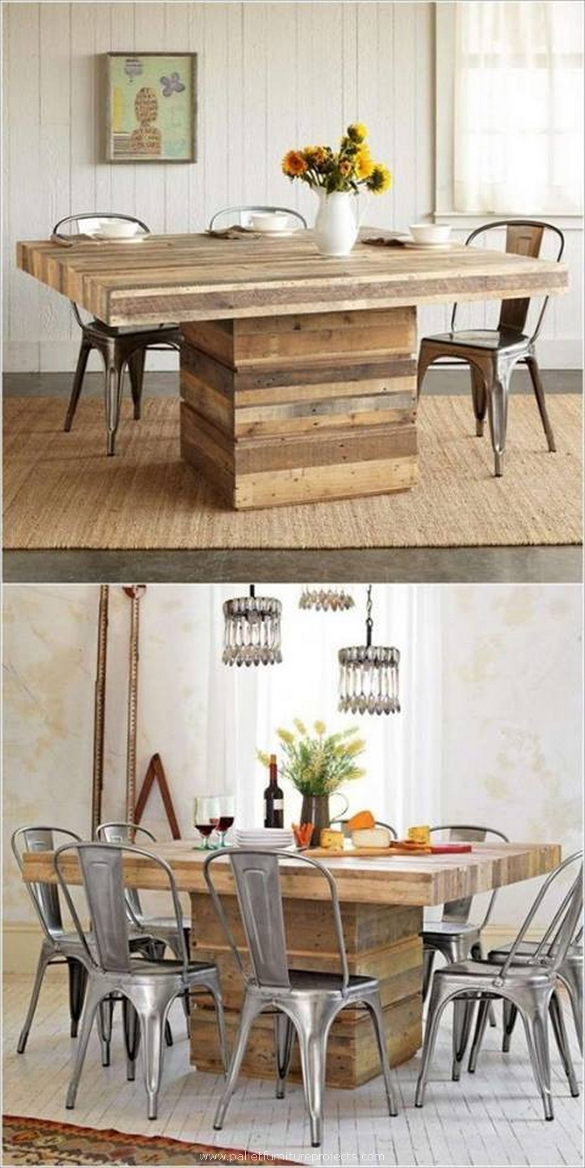 recycled wood pallet ideas pallet furniture projects. Black Bedroom Furniture Sets. Home Design Ideas