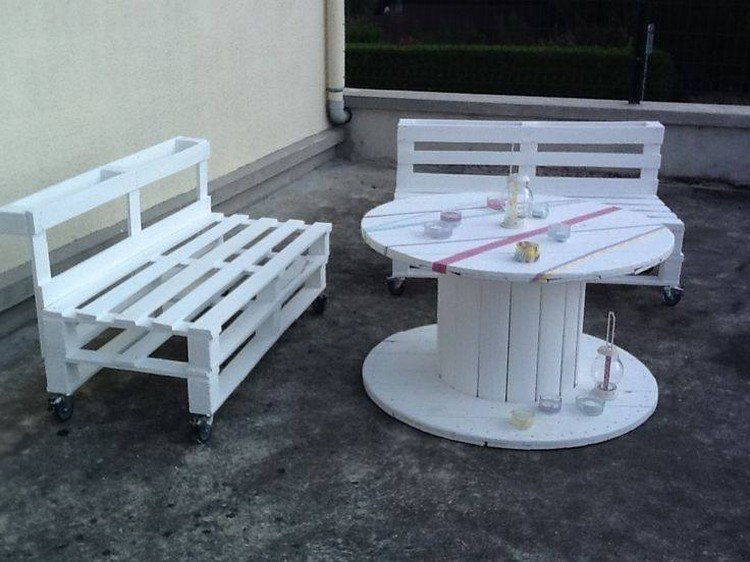 Recycled Wooden Pallet Furniture Projects Pallet