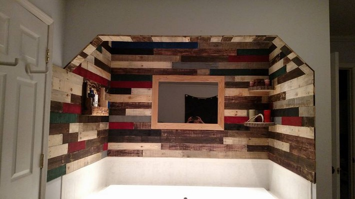 Upcycled Shipping Pallet Ideas Pallet Furniture Projects