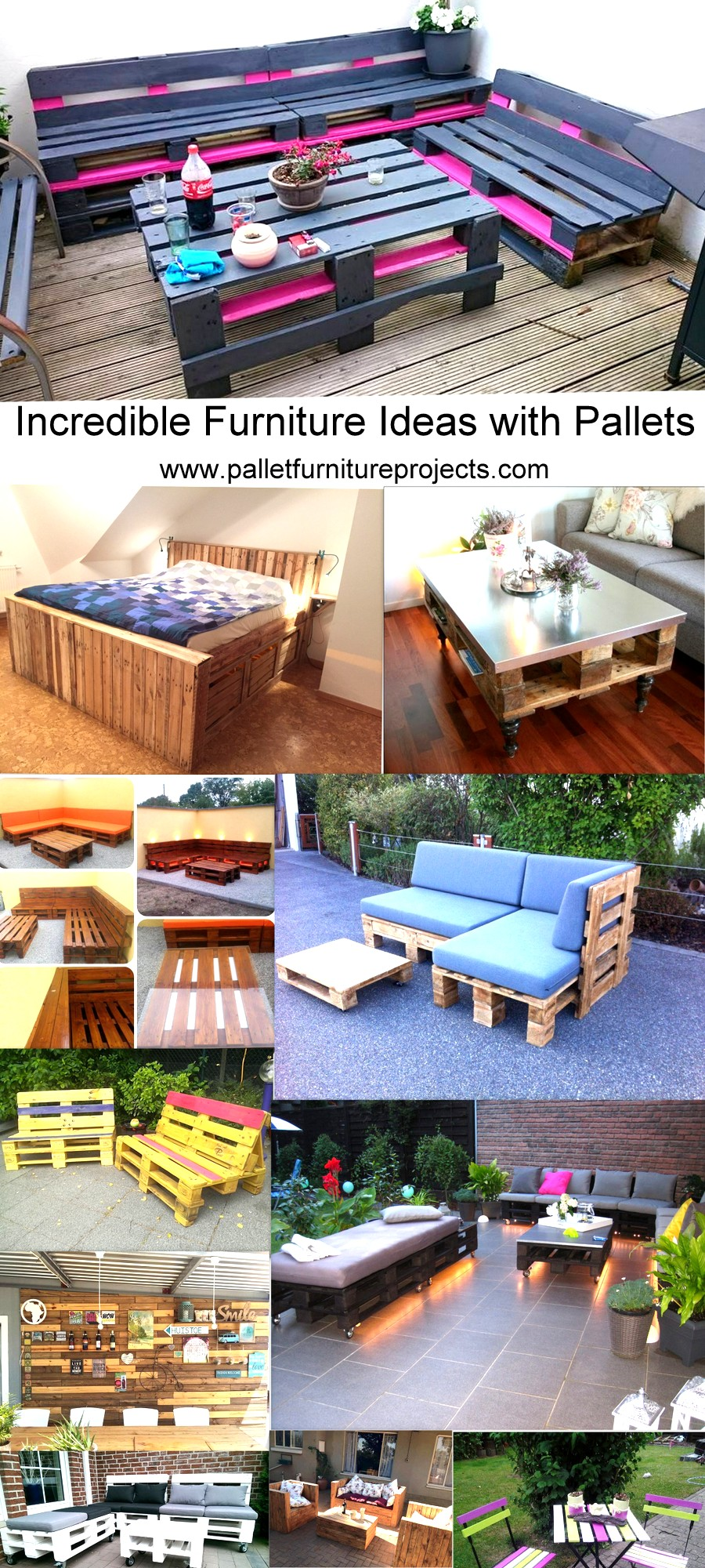 Mattresses Near Me Incredible Furniture Ideas with Pallets | Pallet Furniture ...