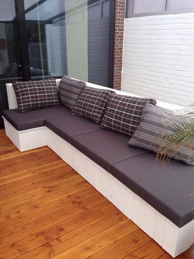Pallet Furniture Outdoor Patio