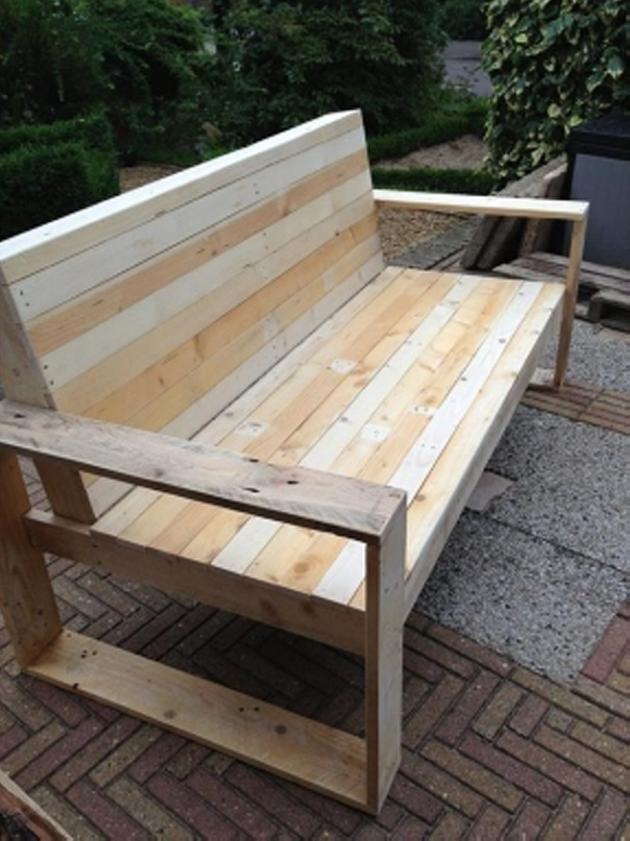 Wondrous Pallet Garden Bench Ideas Pallet Furniture Projects Pdpeps Interior Chair Design Pdpepsorg