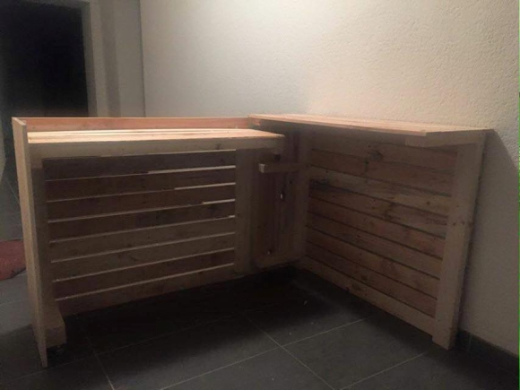 Pallets Handy Custom Furniture Pallet Furniture Projects