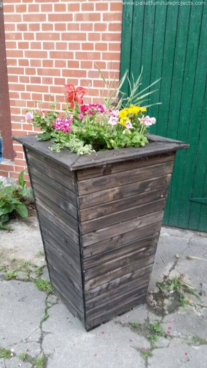 Patio Ideas For Pallet Recycling Projects Pallet