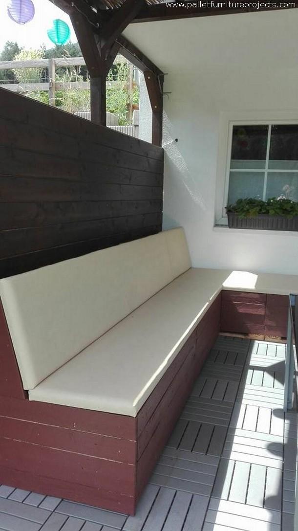 Garden Gazebo Pallet Couch Pallet Furniture Projects